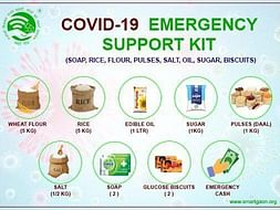 SmartGaon CoronaVirus (COVID-19) Relief Fund