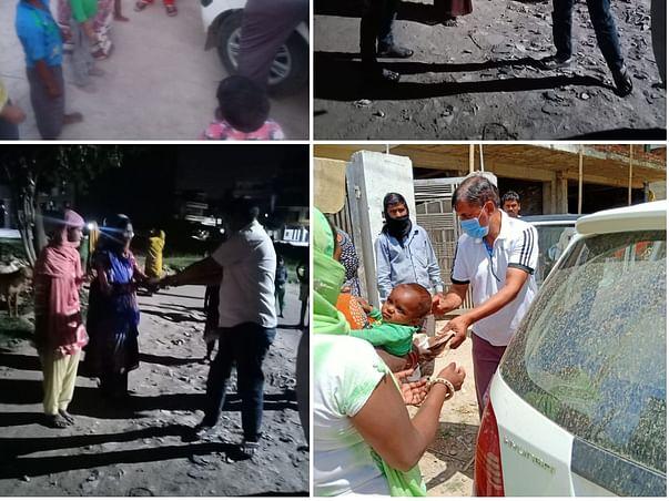 Help Nisha Feed Hungry People Stranded Due To COVID-19 Lockdown