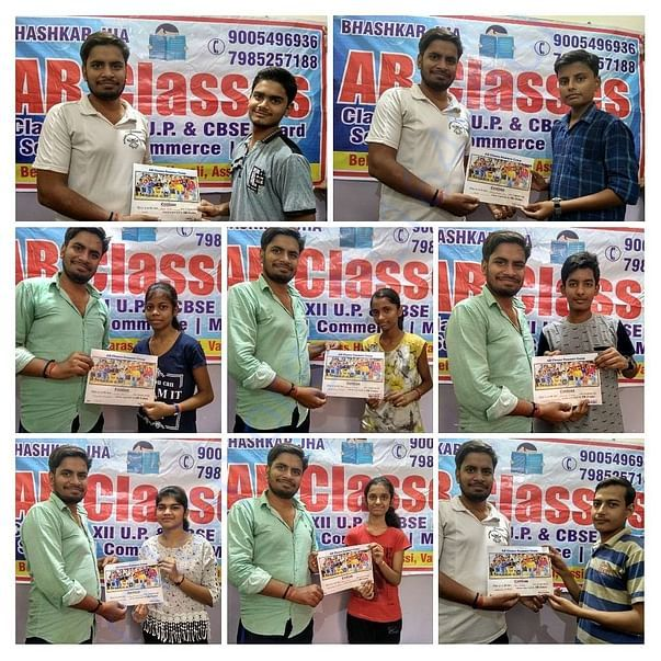 Summer camp and certificates distribution