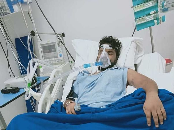 29 Years Old Sham Das Needs Your Help Fight Cardiac Problem