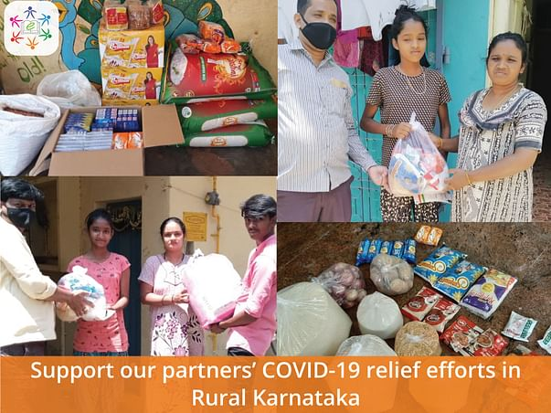Support our Partners' COVID-19 Relief Efforts In Rural Karnataka