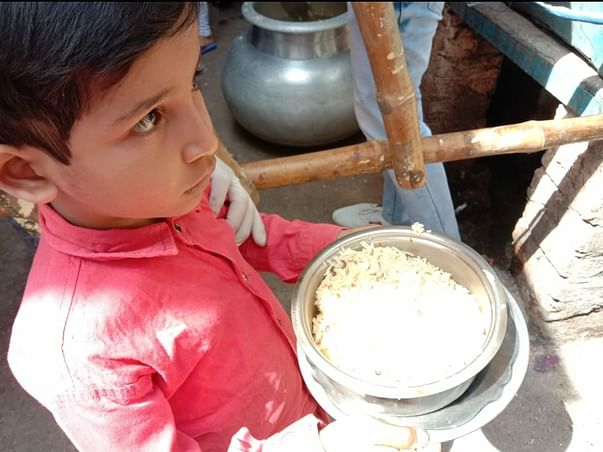Help 5,000 hungry Poor People