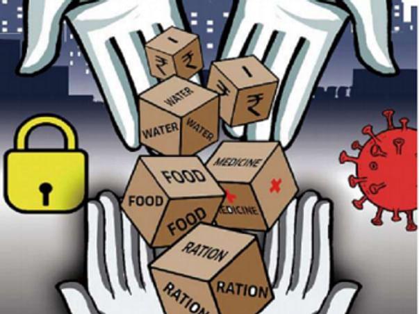 Help People Under COVID-19 Lockdown in this Ramadan