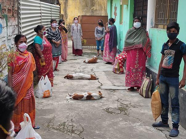 Help Underprivileged Communities Survive COVID-19