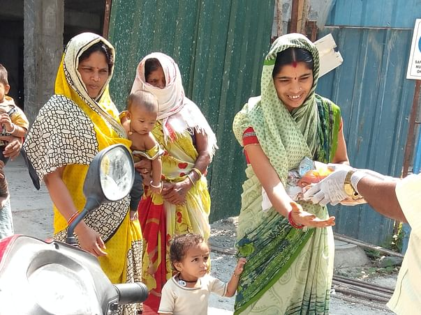Help Desire Foundation Help The Needy In And Around Hyderabad