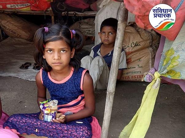 Sanvidhan Pracharak : Covid 19 Relief Action