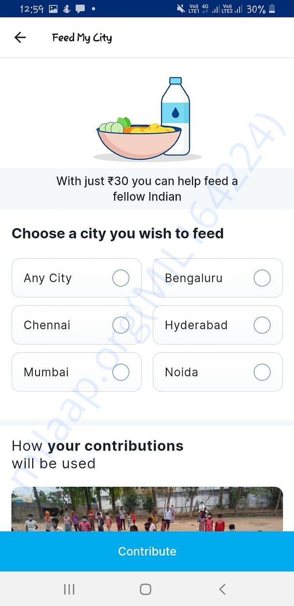 See even to feed people they not having Bihar 😔
