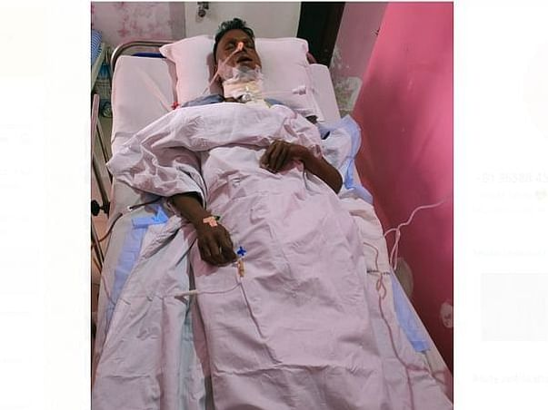 Help Akshaya Kumar Sahoo Fight Oral Cancer