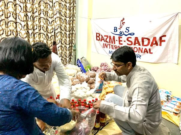 COVID-19 Relief: Donate And Help SEVAK Volunteers To Help The Needy