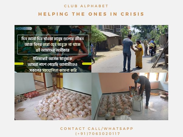 Helping the ones in need during COVID19