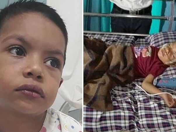 Help 3-Year-Old Priyanshu Suffering From A Hole In His Heart