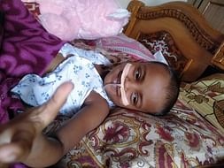 Please save my cousin only daughter she need to under go brain surgery