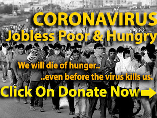 Lets Feed The Poor & Hungry Souls amidst Coronavirus Lockdown