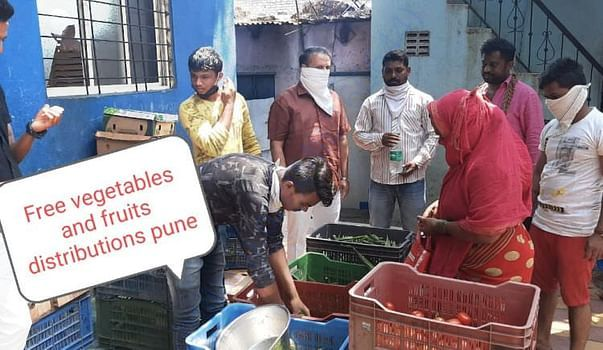 Free Vegetables Distributions