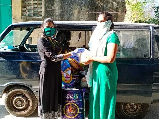 Support Us To Provide Ration Kits To Daily Wage Workers