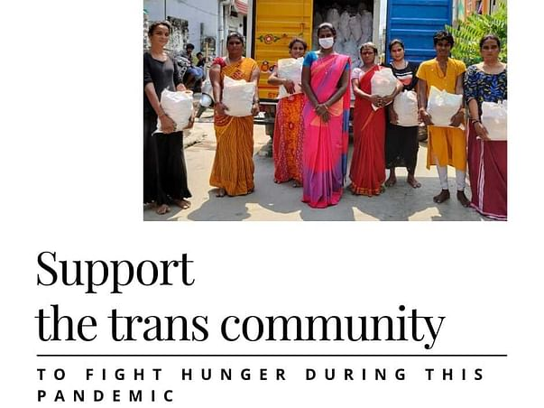 Support The Trans Community To Fight Hunger During This Pandemic.