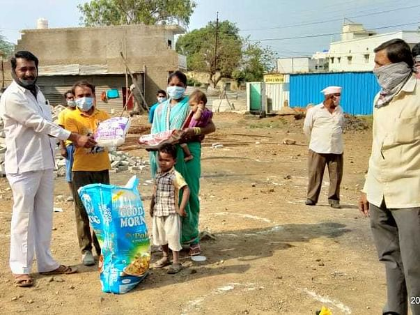 Request for emergency relief support for people of rural area of Beed