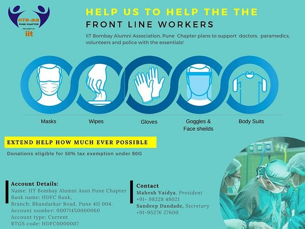 Help Us Supply PPE Kits To Hospitals - COVID-19