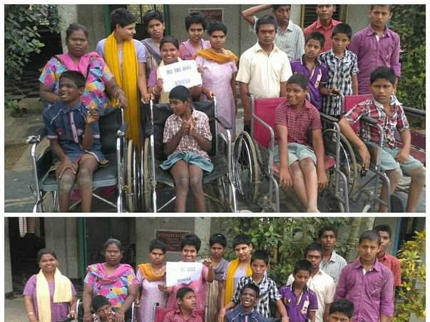Help for  Mentally ill, Physically Challenged people.