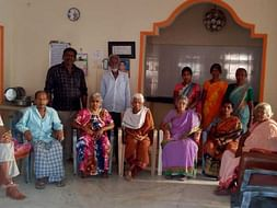To Support Elderly Residents Of Old Age Home