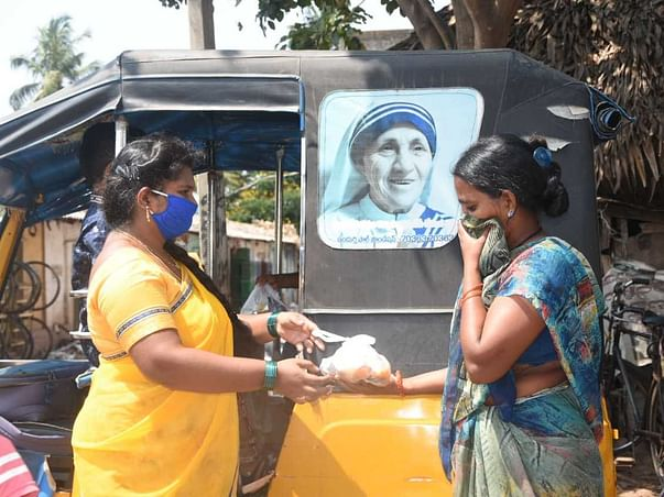 Support Prasanna Kumar To Feed Hungry