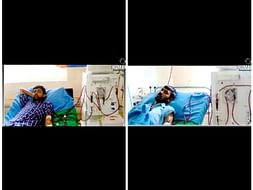Help Roshan Pinto and Rohan Pinto Fight Kidney Disease