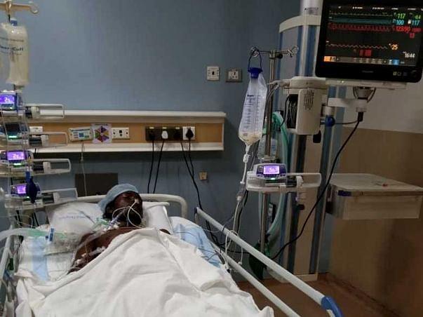 My Friend Garokurshi Raju Is Struggling With Liver Infection, Help Him