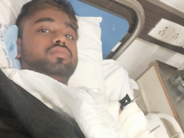 Help Ajay Recover from His Injuries