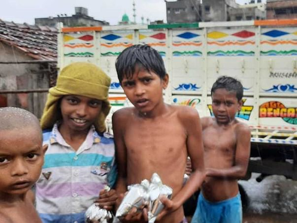 Feed A Needy - Help us Feed 100000 empty stomachs affected by COVID-19