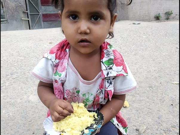 Support Slum Kids for Quality Education and Food During COVID crises