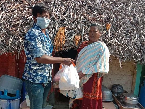 Support Us to Help The Needy During This Pandemic Situation.Lend Hands