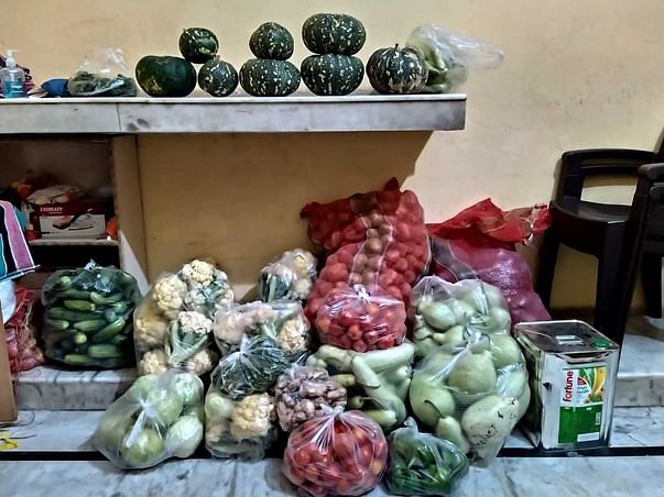 Help Us Feed Food To Daily Wage Earners' Families Due To Coronavirus
