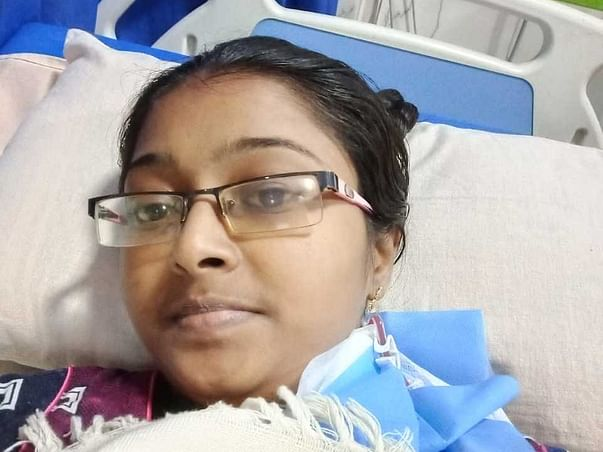 24 Years Old S. Nithya Needs Your Help Fight Kidney Failure