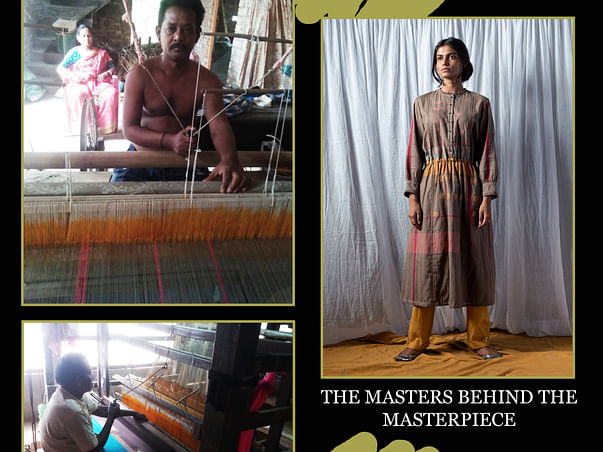Save the looms & Hand Weavers Fight Hunger & Provide Sustenance