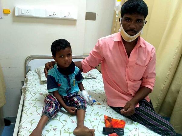 Help Bharat Fight Retinoblastoma