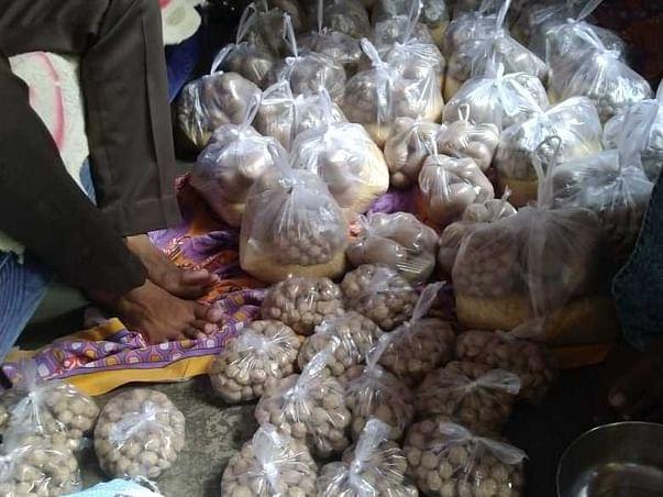 FREE FOOD DISTRIBUTION IN CORONA PERIOD