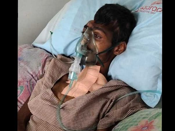 Help surya(22) fight his condition.
