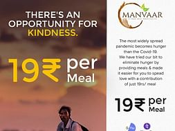 Support Us To Provide Meals To Slum And Poor Families of Mysuru