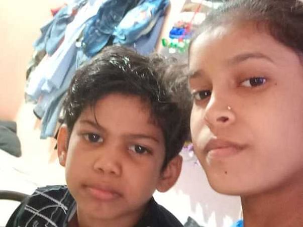 8 years old Hemant needs your help fight acute intestinal blockage