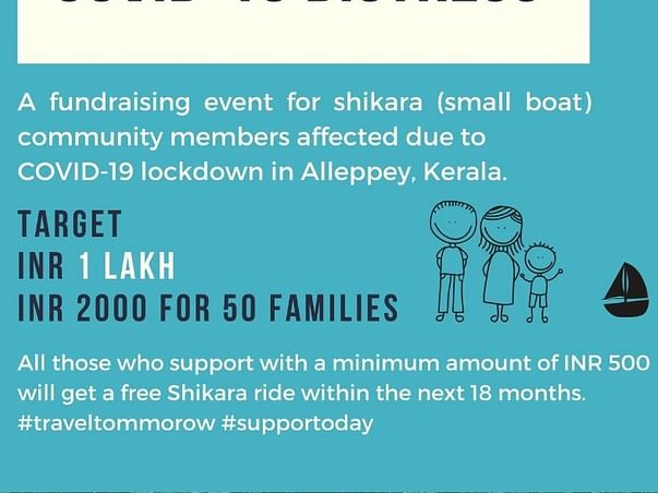 UPLIFTING THE LIVELIHOODS OF SHIKARA COMMUNITY AFFECTED BY COVID-19