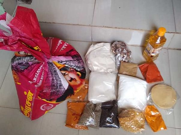 Support  HIV+ people in Chennai with dry ration during the lockdown