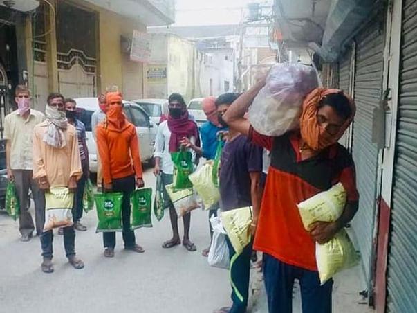 #FeedDailyWageEarners | Support दिहाड़ी मजदूर in Covid19