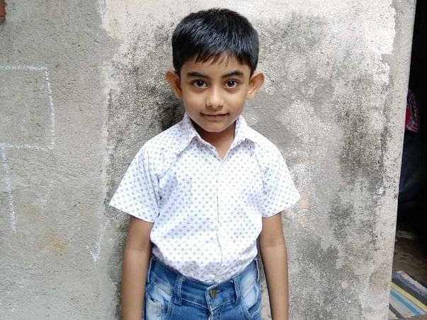 6 years old Abhigyan Dutta needs your help to undergo surgery
