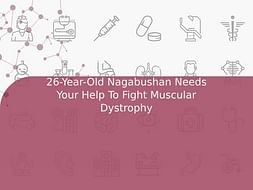 26-Year-Old Nagabushan Needs Your Help To Fight Muscular Dystrophy