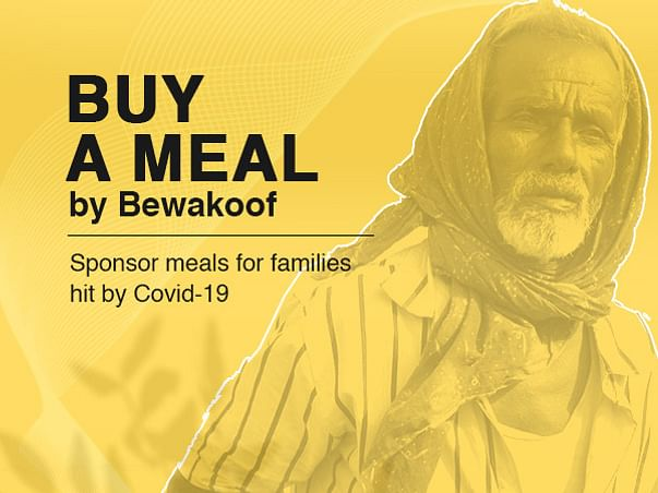 Buy A Meal for Families hit by Covid 19
