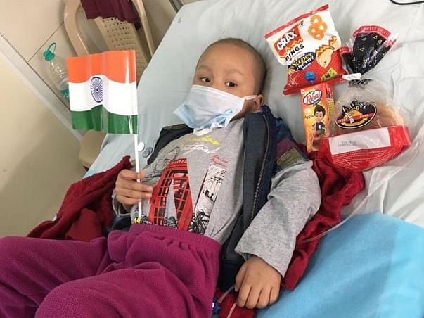 Help Children With Cancer And Their Families With Vivek Oberoi