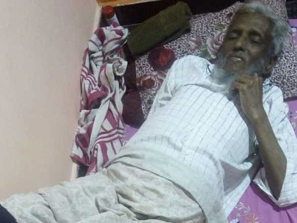 This 50 years old needs your urgent support in fighting liver cirrhosis