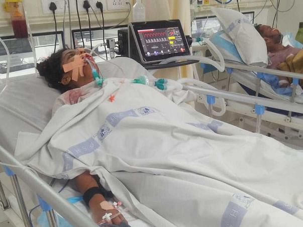 27 years old Parul needs your urgent support in fighting Liver failure