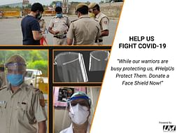 Help us fight Covid-19! Donate a Face shield Now!
