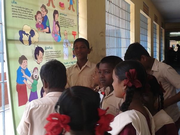 Giving Flight To 10th Standard Students Dreams Affected By COVID-19